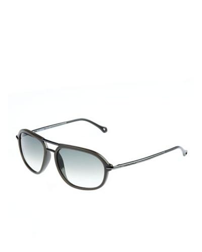 Ermenegildo Zegna Gafas de Sol EZ-3197-0E42 Gris Oscuro