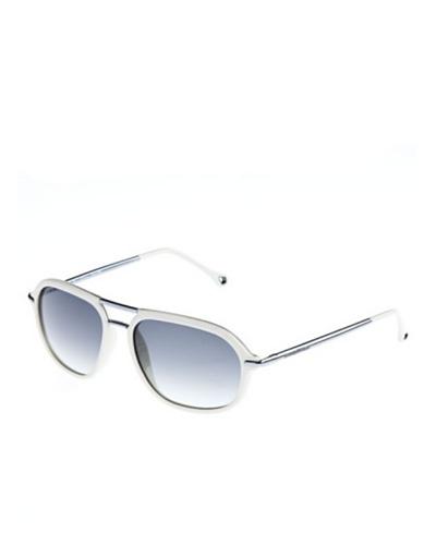 Ermenegildo Zegna Gafas de Sol EZ-3197-0A86 Gris