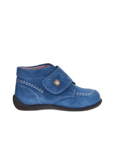 Pablosky Zapato Abotinado Básico Botón Serraje