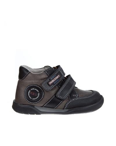 Pablosky Zapato Abotinado Dobre Velcro
