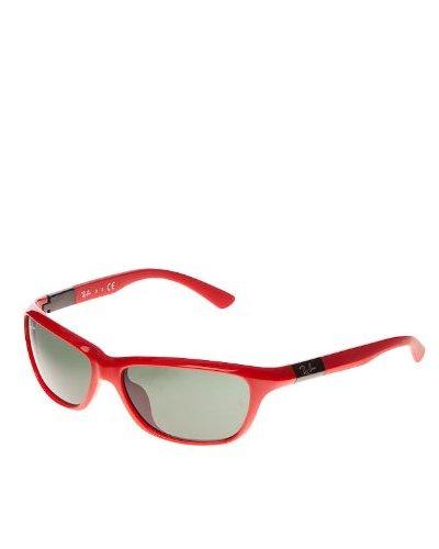 Rayban Gafas de Sol 9054S Sole 188/71 gris / rojo