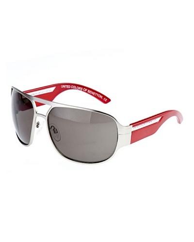 Benetton Sunglasses Gafas de Sol BE56301P55 plata