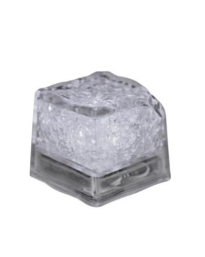 Vip4Vip Set De 12 Cubitos Led Blanco Pequeño
