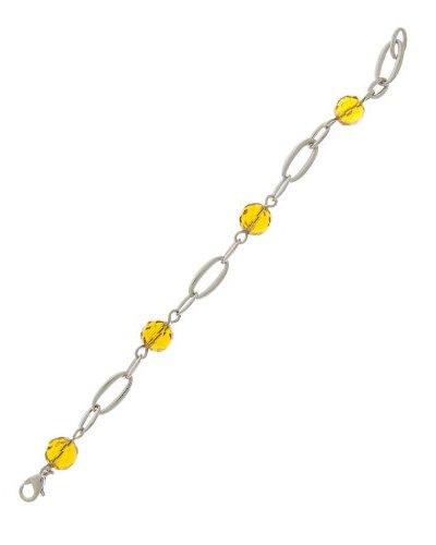 Viceroy Pulsera 7045P01011 plata / amarillo