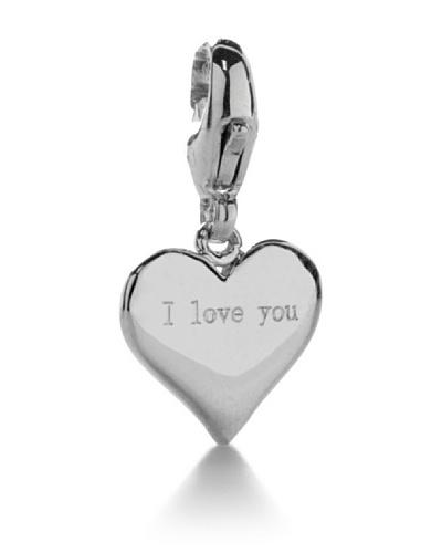 Luxenter CC681 - Charm Heart de plata