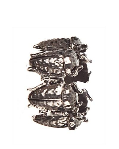 bimba & lola anillo escarabajos