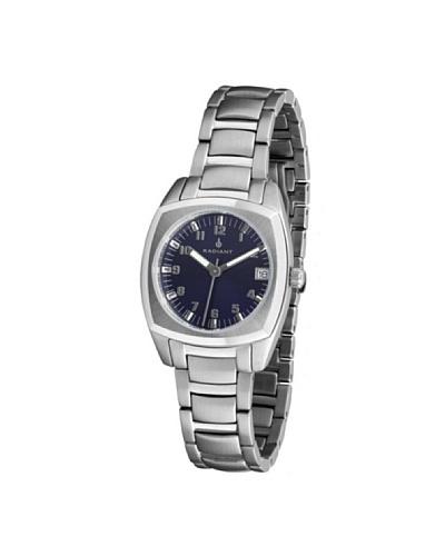 RADIANT 72825 – Reloj de Señora plata/marino