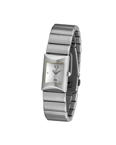 RADIANT 72100 – Reloj de Señora plata/blanco