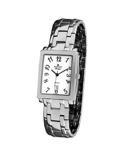 RADIANT 72043 – Reloj de Caballero plata/blanco