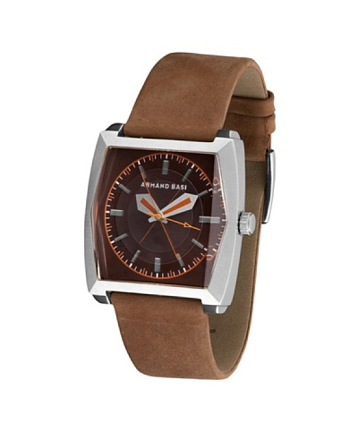 ARMAND BASI A0201G10 – Reloj Caballero cuarzo piel