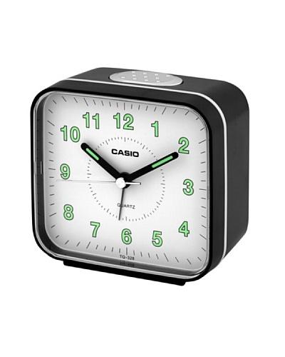 CASIO 10756 TQ-328-1D – Reloj Despertador analógico