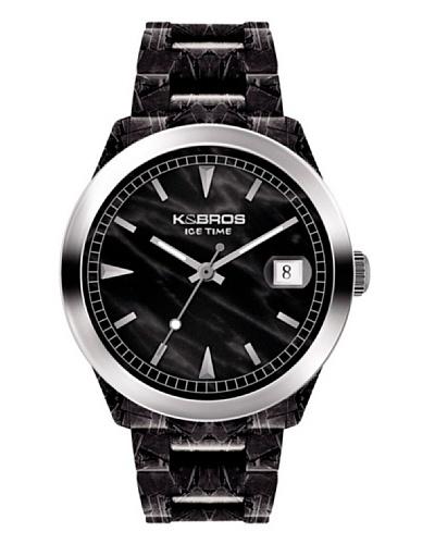 K&BROS 9545-1 / Reloj Unisex caucho