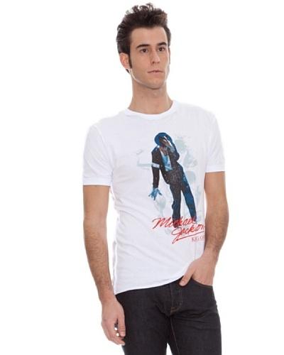 Amplified Camiseta Print Vintage Michael Jackson