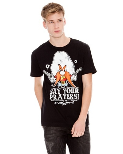 Logoshirt Camiseta Looney Tunes - Say Your Prayers
