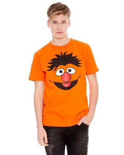 Logoshirt Camiseta Sesame St. Faces – Ernie