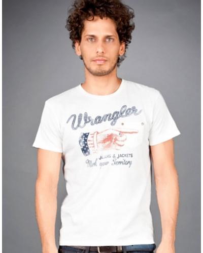 Wrangler Camiseta Off