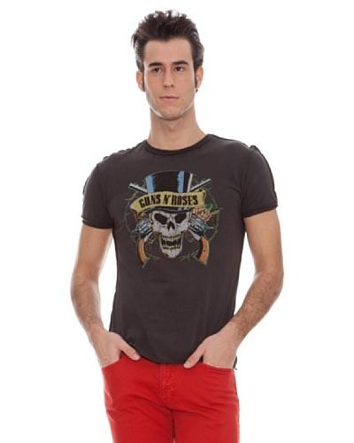 Amplified Camiseta Print Vintage Guns N'Roses