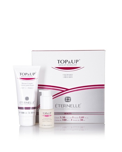 Éternelle Pack Tratamiento Corporal Top N Up Reafirmante-Aumento De Pecho + Sérum
