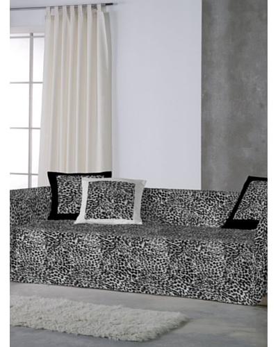 Euromoda Foulard Sofá Animal Print