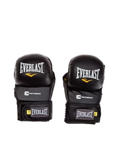 Everlast Guantilla de Piel MMA Striking Negro