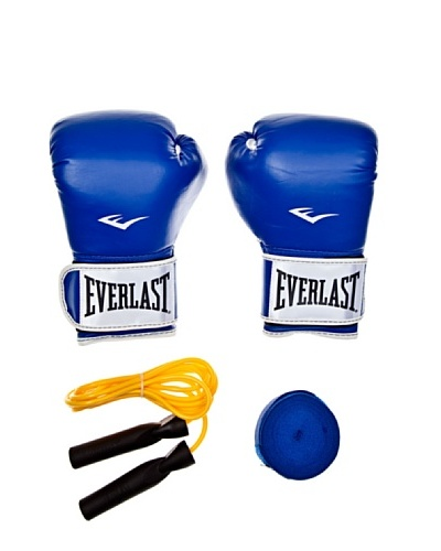 Everlast Set Boxeo Kids Única