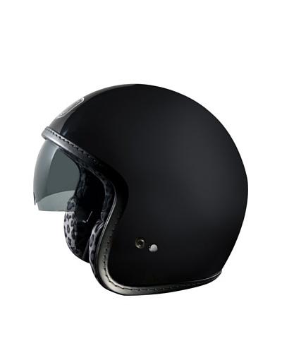 Exklusiv Helmets Casco Racer Black Snow Leopard