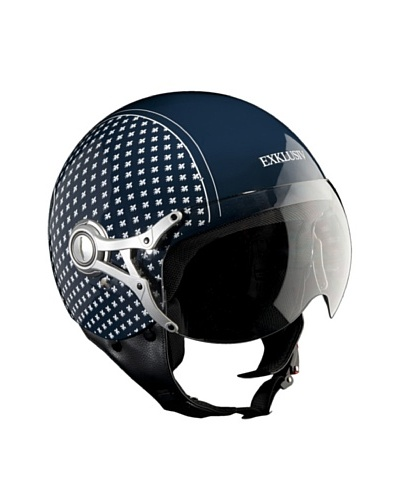 Exklusiv Helmets Casco Freeway Flor de Lys