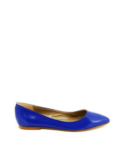 Eye Shoes Bailarinas Azul cobalto