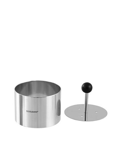 Fackelmann 48169 – Molde para postres y entrantes con prensador (6 cm)