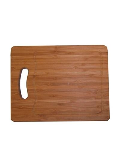 Fackelmann Tabla Cortar Bambu 19,5x25x1,8 Cm