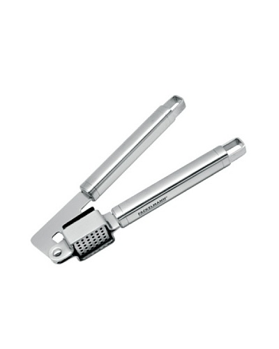 Fackelmann 24546 Line4 - Picador para ajos, acero inoxidable (20 cm)