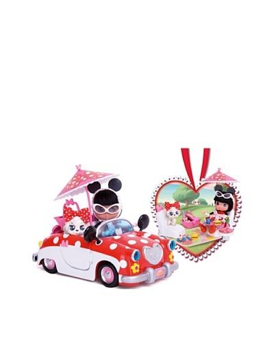 Famosa Coche picnic I Love Minnie