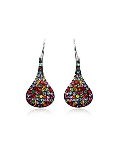 Fashion Victime Pendientes saco multicolor