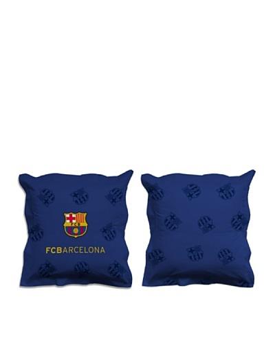 FC Barcelona Funda Cojín Escudo