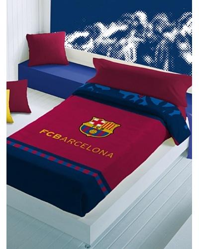 FC Barcelona Manta Escudo terciopelo
