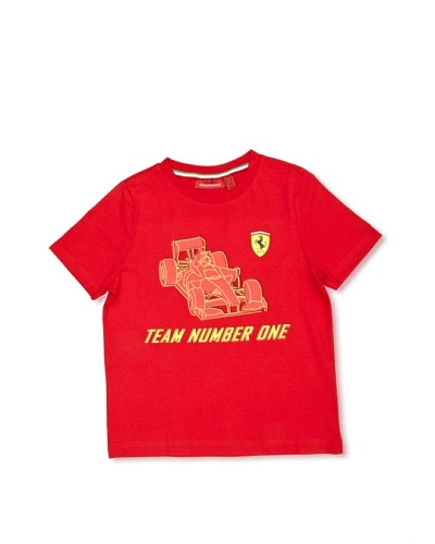 Ferrari Camiseta No. 1
