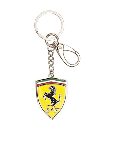 Ferrari Llavero Metal Shield
