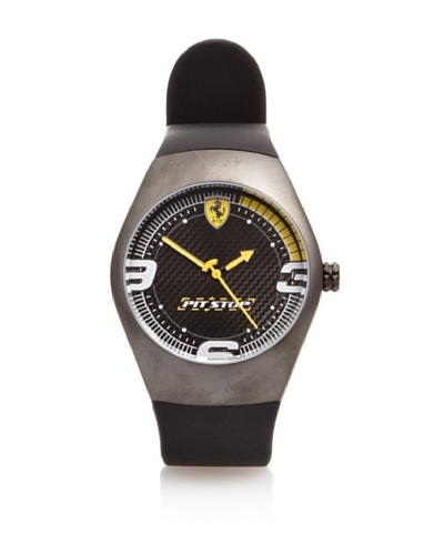 Ferrari Reloj de Carbono Pitstop Dial