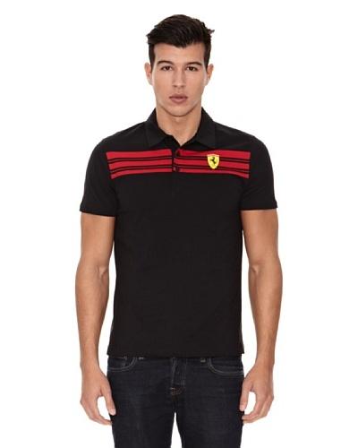 Ferrari Polo shirt Striped