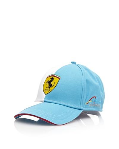 Ferrari Gorra Alonso Logo