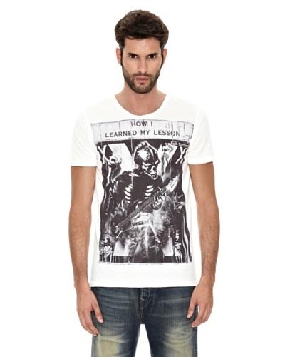 Firetrap Camiseta Edmond Blanco