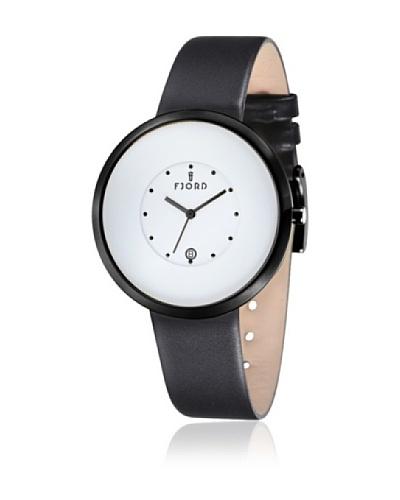 Fjord Reloj Laurens Negro