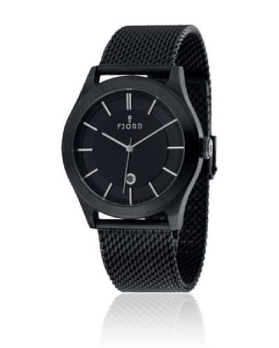 Fjord Reloj Christoffer Negro