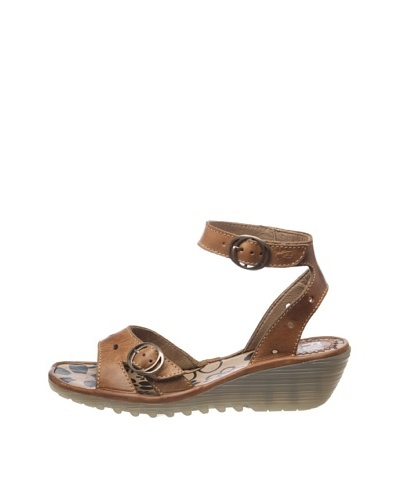 Fly London Sandalias Torgiano Camel
