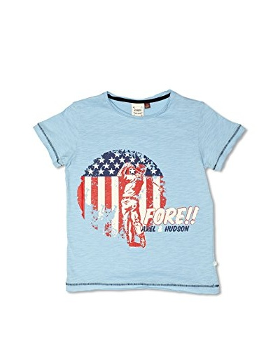 Fore!! Axel and Hudson American Golfer Patterned Boy's T-Shirt