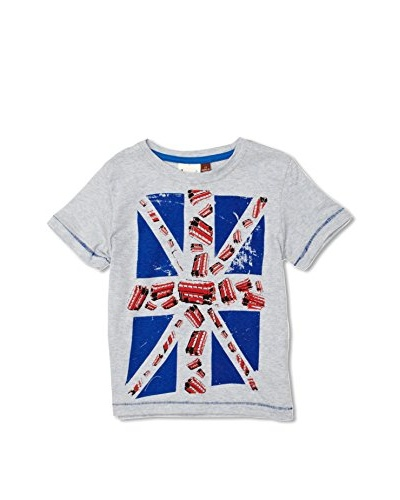 Fore!! Axel and Hudson UJ and Buses Patterned Boy's T-Shirt