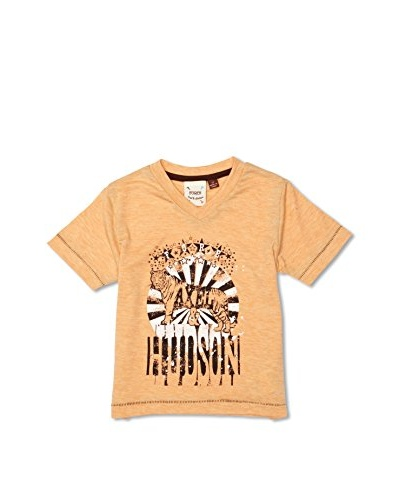 Fore!! Axel and Hudson Tiger Sunburst Patterned Boy's T-Shirt