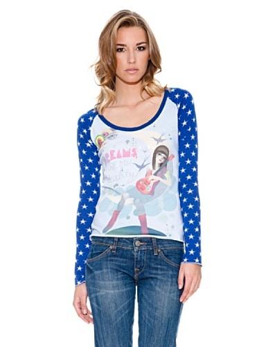 Fornarina Camiseta Stars