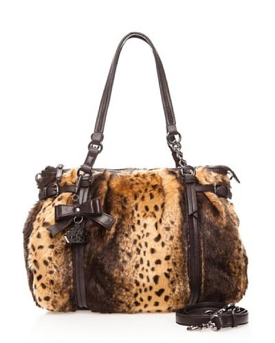 Fornarina Bags EMILIE FUR B603N183 – Bolso de mano para mujer