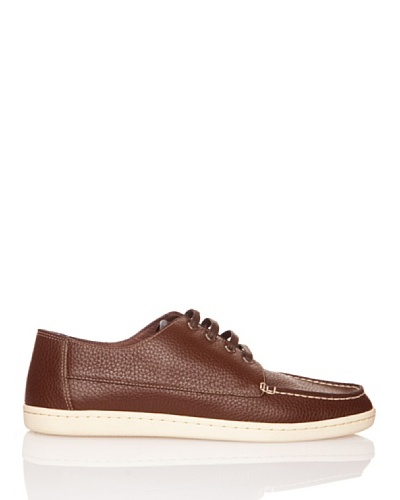 Fred Perry Náuticos Kent Tumbled Leather